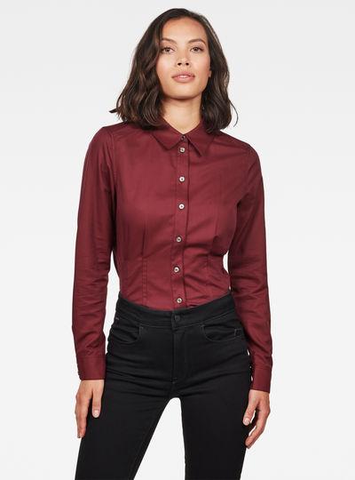 Camisa Syenite Slim Shirt