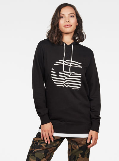 Graphic 23 Boyfriend Sweater
