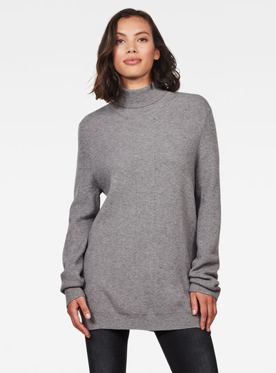 City Armour Turtle Knitted Sweater