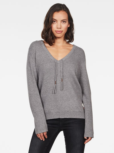 City Armour Knitted Sweater