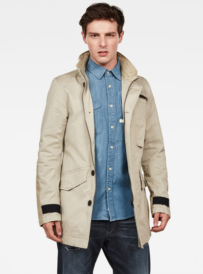 Scutar Utility Trenchcoat