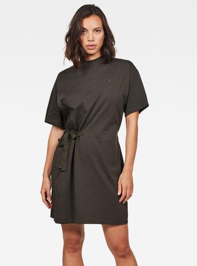 Disem Loose Dress