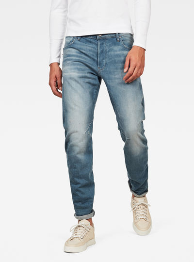 Tobog 3D Relaxed Tapered Jeans
