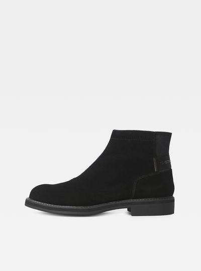 Garber Zip Boots