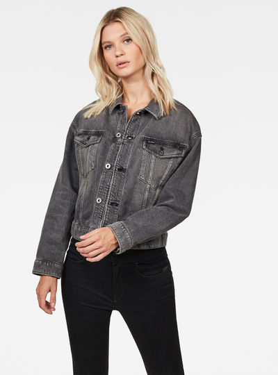 Veste 3301 Boyfriend Denim