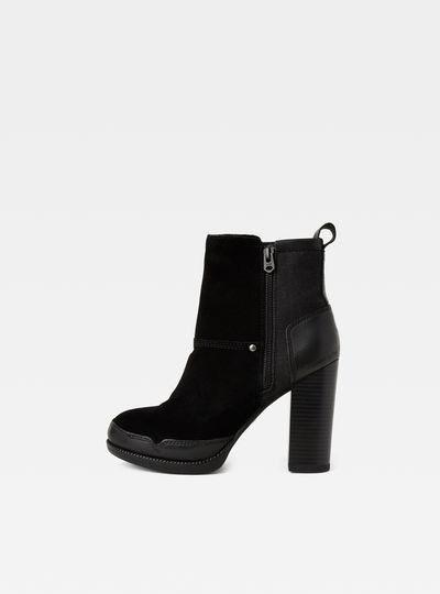 Labour Zip Boots