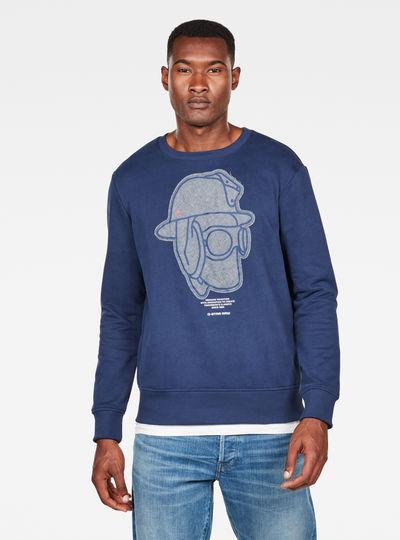 Graphic 10 Core Sweater