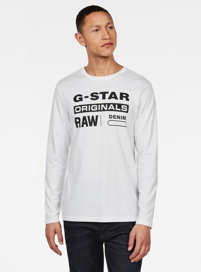 Graphic 8 Slim T-Shirt