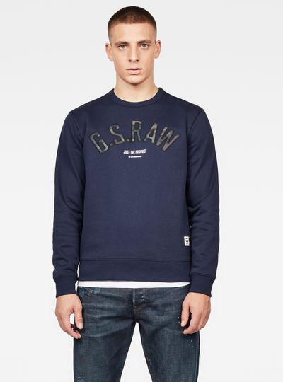 Graphic 12 Slim Sweater