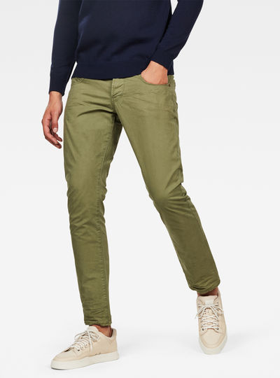 MAXRAW III Radar Straight Tapered Jeans