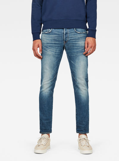 Moddan D Staq 5 Pocket Slim Jeans