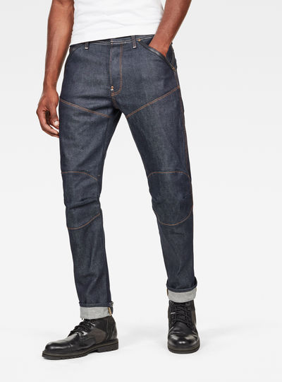30 Years 5620 3D Straight Tapered Jeans