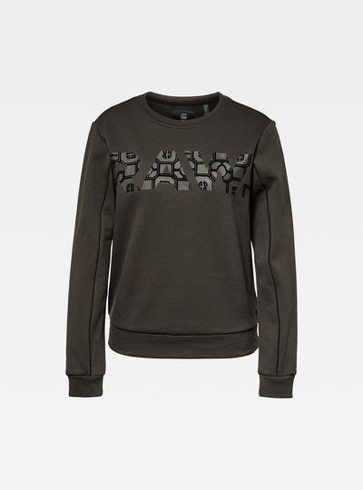 Graphic 7 Xzula Sweater