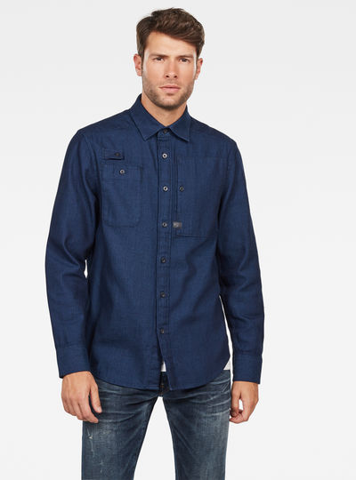 Utility HA Straight Shirt