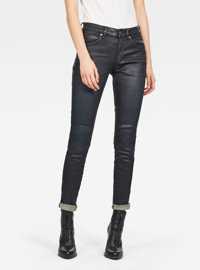 G-Jackpant 3D Mid Skinny