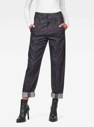GSRR Lanc Ultra High Straight Pant