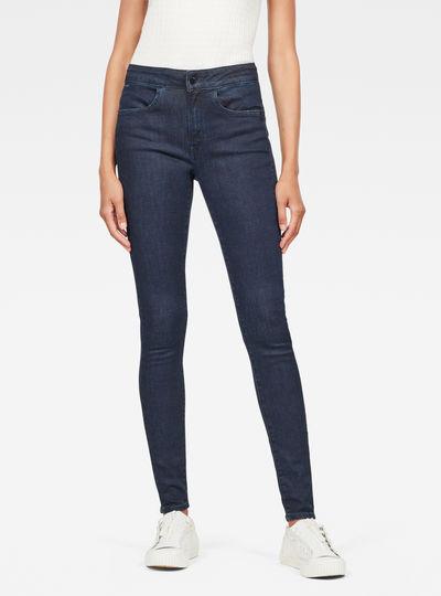 Jeans High Super Skinny