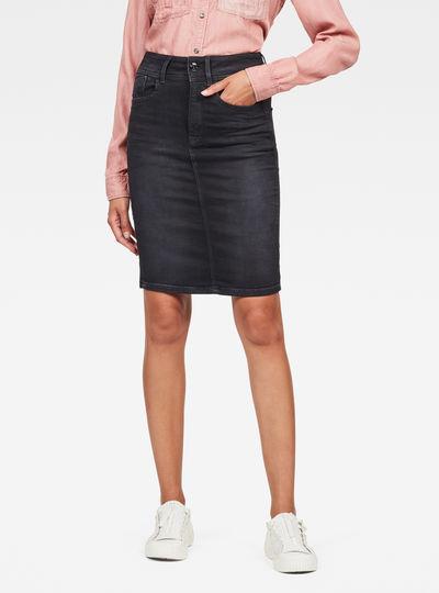 Lynn Slim Skirt
