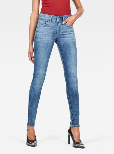 Lynn Mid Skinny Jeans