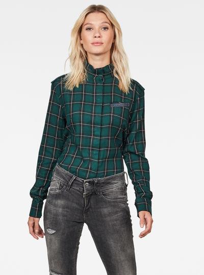 Lanc Straight Shirt