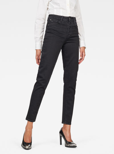 Navik High Slim Ankle Pop Jeans