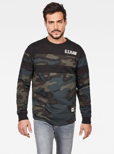 Graphic 7 Pullover