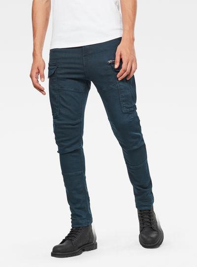 Rovic Zip 3D Skinny Pant