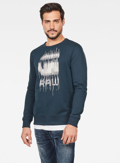 Graphic 8 Sweater