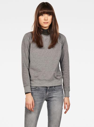 Xzula Zip Sweater