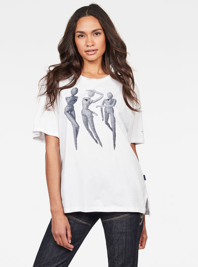 30 Years Graphic Boyfriend Top