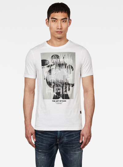 Graphic 1 Slim T-Shirt