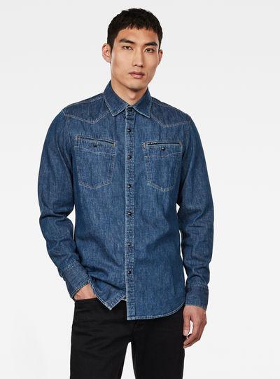 3301 Clean Slim Shirt