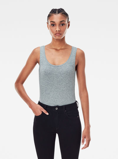 Basic Round Neck Tanktop