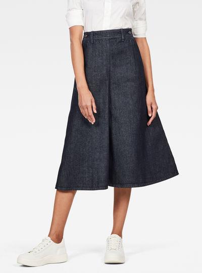 Mellam Midi Skirt