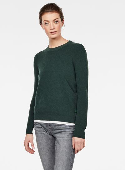 Knitr Knitted Sweater