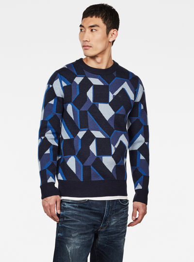 Mimesis Knitted Pullover