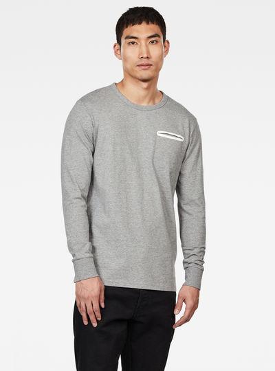 T-Shirt Quark Pocket