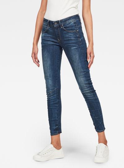 Arc 3D Mid Skinny Jeans