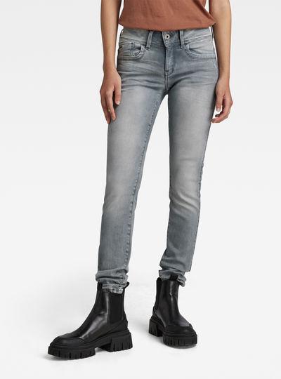 Jeans Lynn Mid Waist Skinny