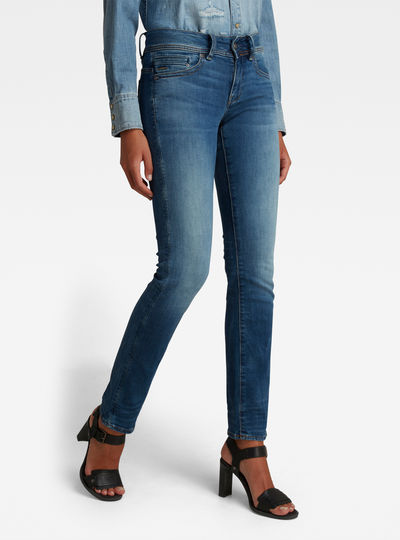 Jeans Midge Saddle Straight