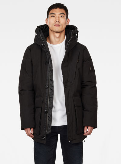 Citishield Short Parka