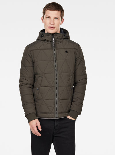 Edla Multiquilted Jacket
