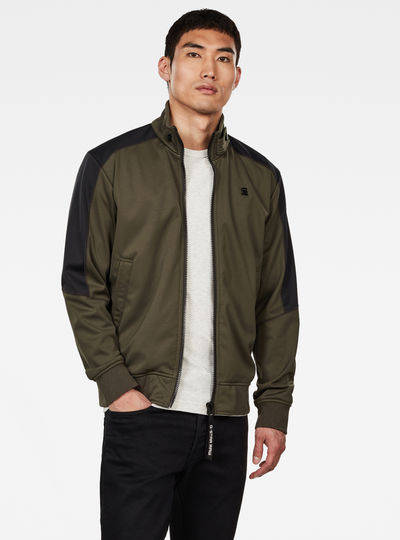 Meson Track Softshell Jacket