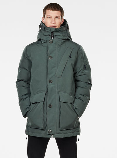 Parka Citishield Short