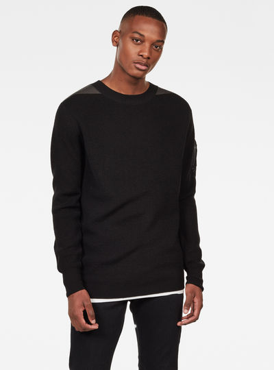Stagione Knitted Sweater