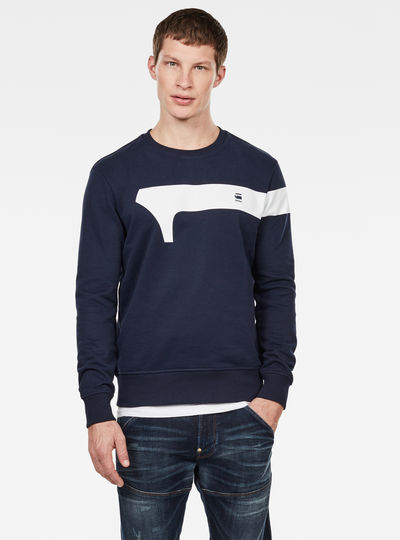 Graphic 13 Sweater