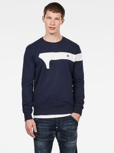 Graphic 13 Sweater