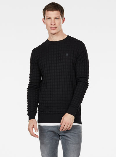Core Table Knitted Pullover