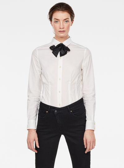 Camisa Syenite Slim Bow