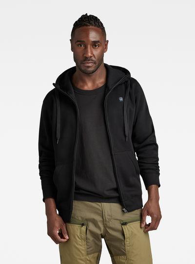 Premium Basic Zip Pullover